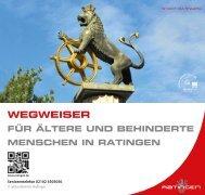 Der Wegweiser für ältere und behinderte Menschen - Stadt Ratingen