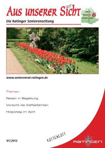 Aus unserer Sicht - Stadt Ratingen