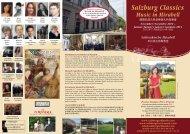 Programm 2013 - Stadt Salzburg