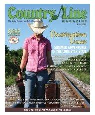 0906 CLM - Country Line Magazine