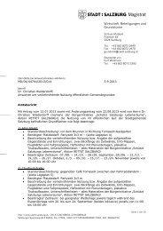 MD/04/44764/2013/014 Dr. Christian Walderdorff - Stadt Salzburg
