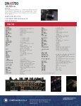 DN-X1700 국문 데이터시트 - D&M Professional APAC - Page 4