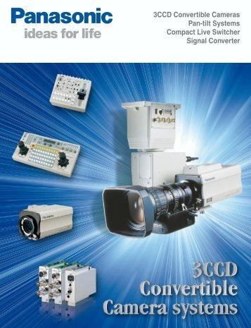 3CCD Convertible Cameras Pan-tilt Systems ... - Full Compass