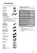 HDC-TM20 HDC-HS20 - Page 7