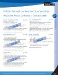 to download the 2008 WAEA Sponsorship and Advertising ... - Page 3