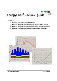energyPRO - Quick guide - EMD International AS.