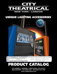 PRODUCT CATALOG - John S. Hyatt & Associates, Inc.