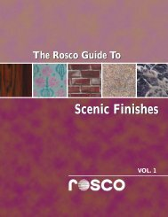 Guide To Scenic Finishes