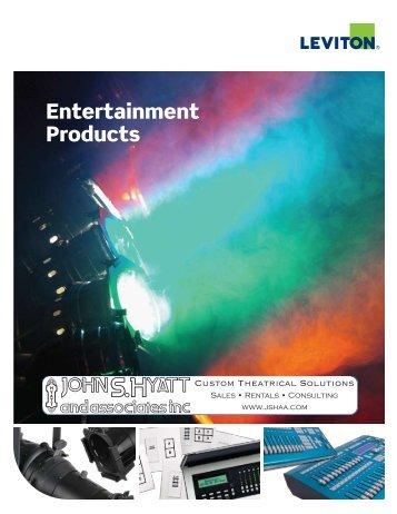 Current Catalog - John S. Hyatt & Associates, Inc.
