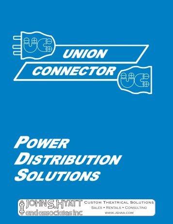Union Connector - John S. Hyatt & Associates, Inc.