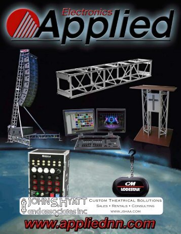 click here to download our product catalog - Applied Electronics