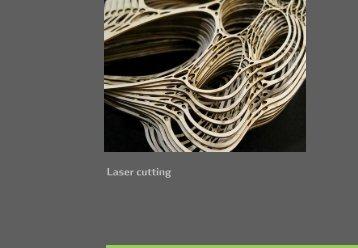 Laser cutting - Rum