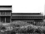 Katrinedal Teglværk, tørrelader, fotografi af Ole Meyer fra ... - Rum