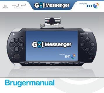 Download Go!Messenger - PlayStation