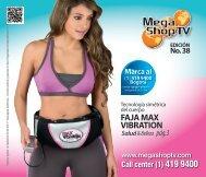 Catálogo Edición 38 Mega Shop TV