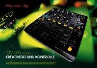 DJM-900nexus - Audio Tech