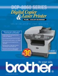 High-performance digital copying & printing for your ... - Datecsa