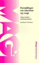 Fortællinger om identitet og magt - Aarhus Universitetsforlag
