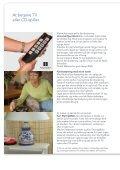 Hjælpemidler som gør hverdagen lettere Som tiden går - Abilia - Page 6