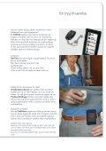 Hjælpemidler som gør hverdagen lettere Som tiden går - Abilia - Page 7
