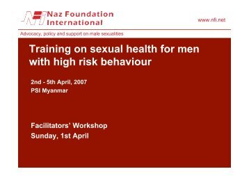 2007_NFIMyanmarFacilitators workshop