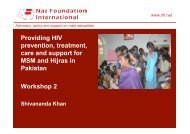 Pakistan 2nd phase 3 day workshop