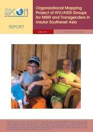 APCOM REPORT-2 2010 18-11-10.indd - Naz Foundation ...
