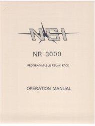 NR 3000 - Leviton
