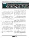 Operating Manual - Pro Sound & Lighting - Page 4