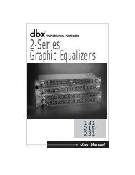 2 series EQ manual - SameDayMusic.com
