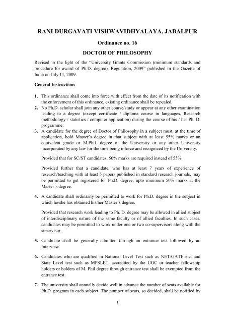 rdvv phd thesis