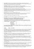 Niederschrift über die Sitzung 22. Sitzung des ... - Stadt Strausberg - Page 5