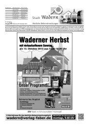 ABB-2013-41 - Wadern