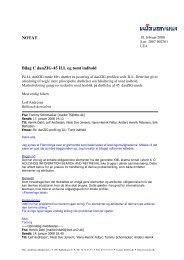 NOTAT Bilag C danZIG-45 ILL og tomt indhold - biblstandard