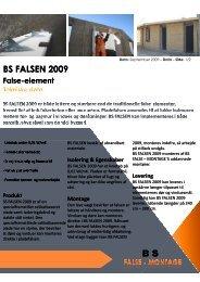 BS FALSEN 2009 - tekniske data - F.wood-supply.dk