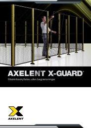 Axelent X-Guard™ - Hans Schourup A/S