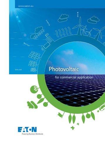 Photovoltaic - FGET