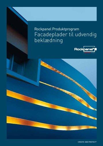Produktlinie ROCKPANEL