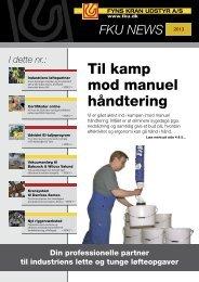 Til kamp mod manuel håndtering - F.wood-supply.dk