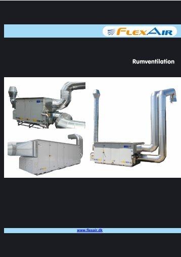 Rumventilation med høj varmegenvinding - F.wood-supply.dk