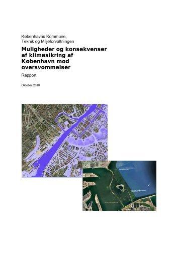 Muligheder og konsekvenser af klimasikring af ... - Udbud.dk