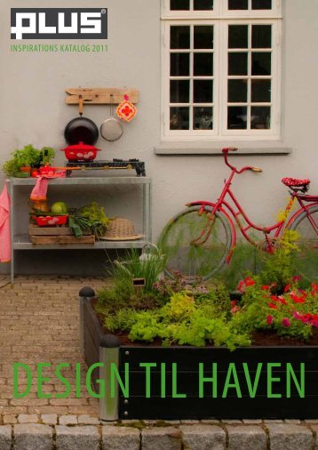 Design til haven - F.wood-supply.dk