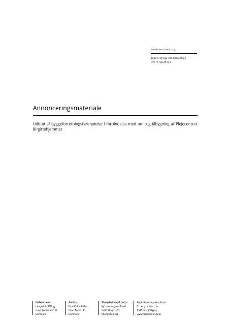 Annonceringsmateriale - F.wood-supply.dk