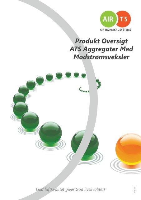 Produkt Oversigt ATS Aggregater Med ... - F.wood-supply.dk