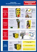 RADIOSAFE People protection when performing ... - ComSystem A/S - Page 3