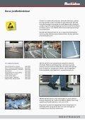 NDUSTRIGULVE I AB-POX 460 ESD-Gulv - Rockidan - Page 3