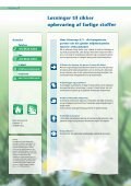 Sikker opbevaring af farlige stoffer - Hans Schourup A/S - Page 2