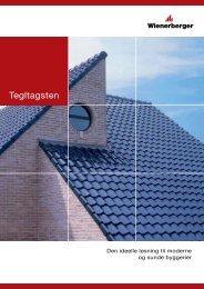 Tagstensbrochure - ProductInformation.dk
