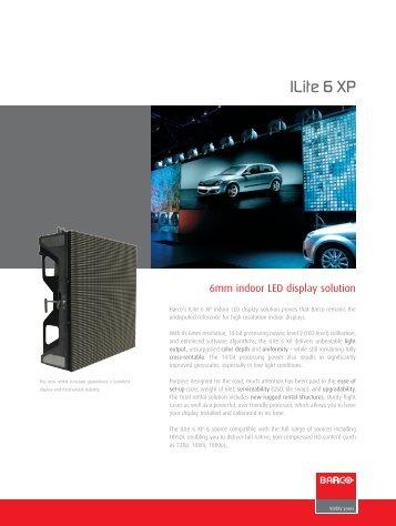 ILite 6 XP - Spectrum.com.sg