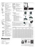 PT-D3500U - All Video System S.r.l. - Page 4